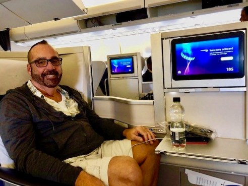 British Airlines - Business Class - Travel Upgrades - Travel upgrade tips - travel blog - travel blogger