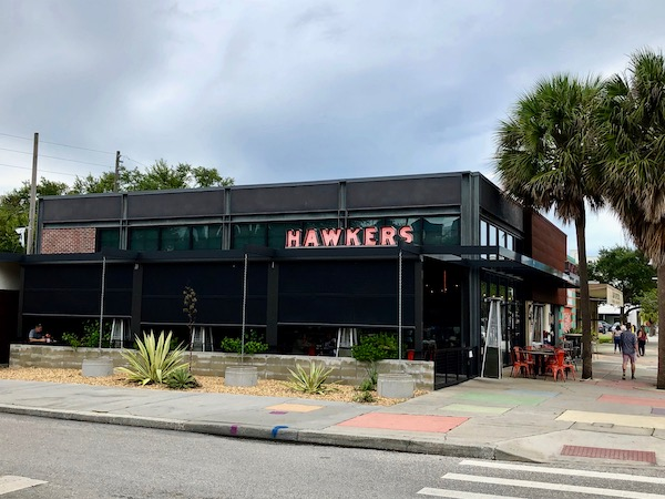 St Pete food scene - Hawkers - Asian Street Food - St Pete foodies