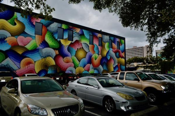 St Pete Murals - Ricky Watts - St Petersburg Florida