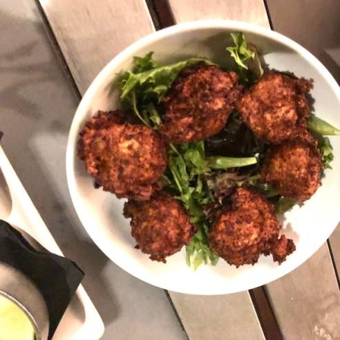 conch - conch fritters- Mangoes Key West - Key West restaurants - Key West Food tours
