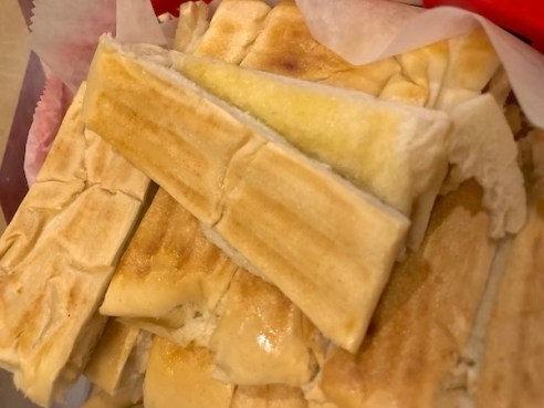 Cuban bread - Cuban food - El Siboney - Key west - Key West Cuban food - Key West Cuban restaurants - Key West Food Tours