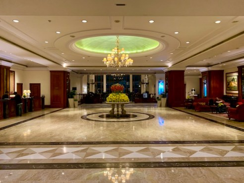 Eros New Delhi Hotel Nehru Place - Eros Hotel - Nehru Place - hotel lobby