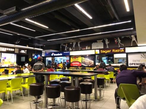 Nehru Place - Epicuria - Food Court - New Delhi