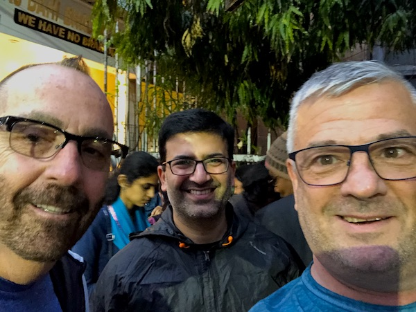 Delhi Food Walks - Old Delhi - Old Delhi Street food - Mark and Chuck's Adventures - Delhi Food Walks owner Anubhav
