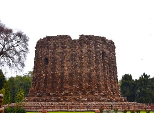 Qutab Minar - Delhi - India - New Delhi -India travel