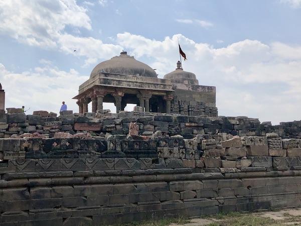 Abhaneri – Harshshad Mata Temple - Ancient City of  Abeneri - Rajasthan - India