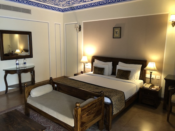 Gate 1 Travel - The Tigress Ranthambore - Ranthambore National Forest - Royal Suite. -