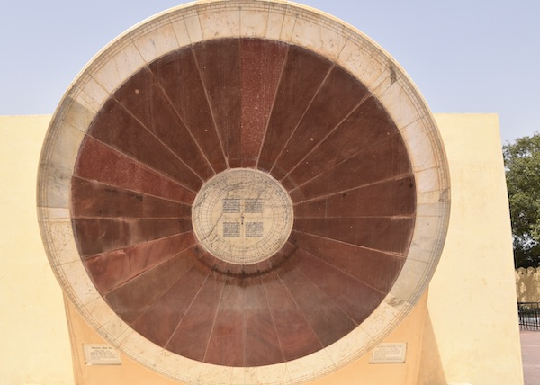 Jantar Mantar Observatory - astronomy - astronomical observatory - Jaipur - Jaipur, India - India vacation - Gate 1 Travel
