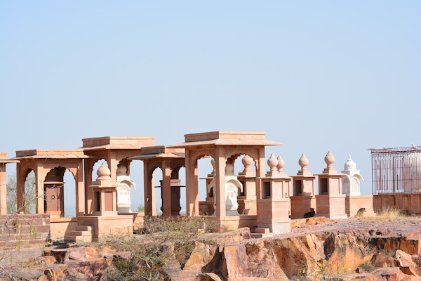 Jaswant Thada – Jodhpur – Rajasthani– India – traveling in India