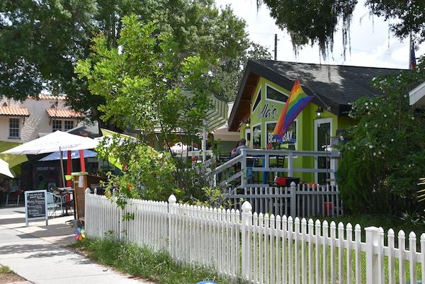 Stella's Restaurant in Gulfport Florida