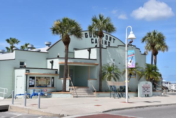 the Gulfport Casino