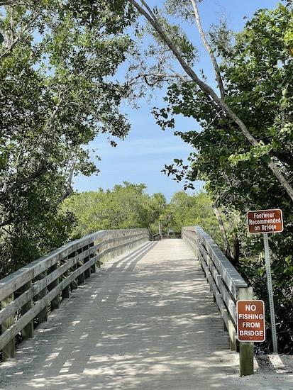 Sanibel Island -Sanibel Island Beaches - Bowman's Beach - handicapped accessible boardwalks