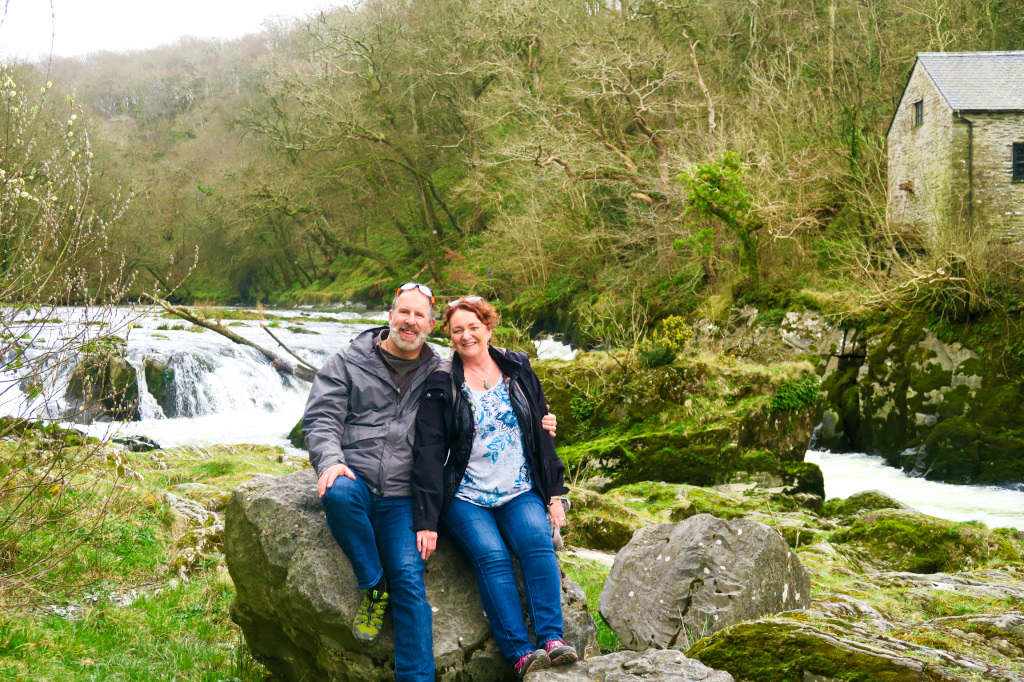 us in Wales