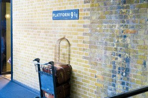 Kings Cross, Platform 9 3/4