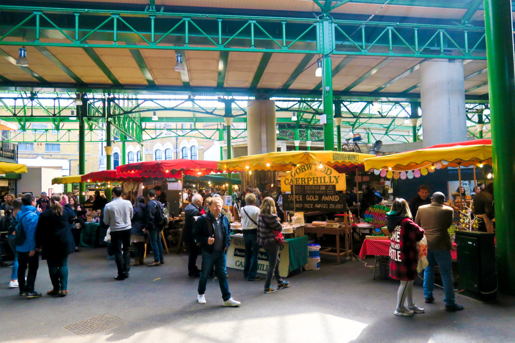 Buroughs Market, London