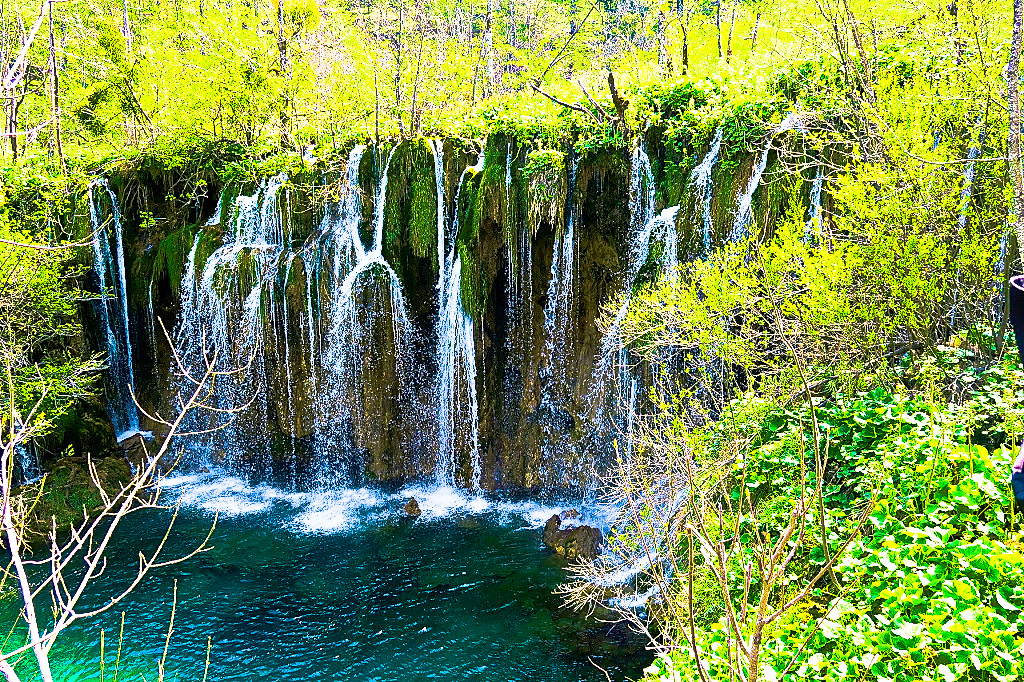 The undeniable beauty of Plitvice