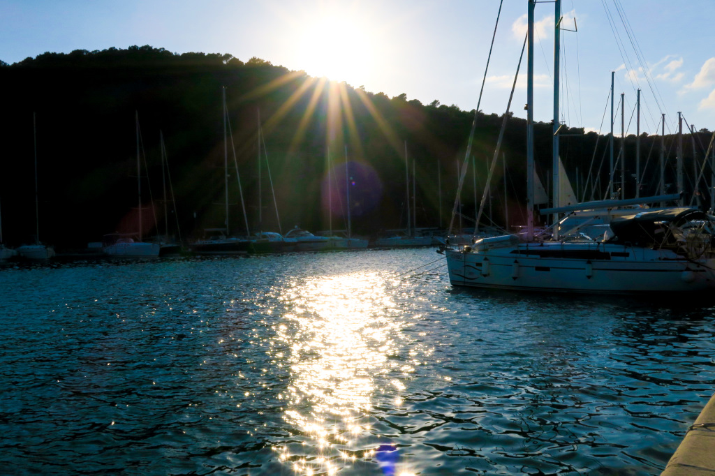 The Harbor at Skradin