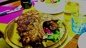 The Famous Florentine Steak