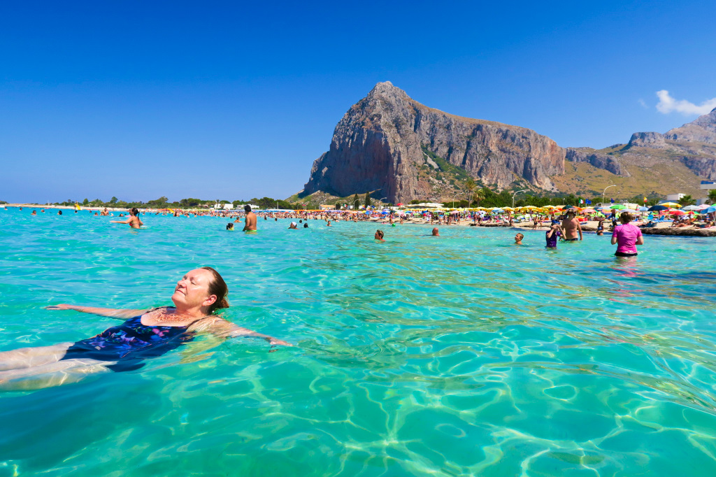 The Beach at San Vito Lo Capo