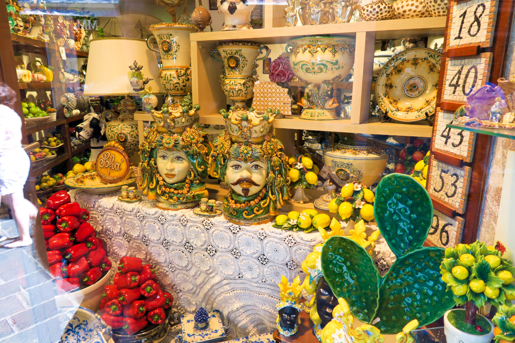 The ceramics of Sicily