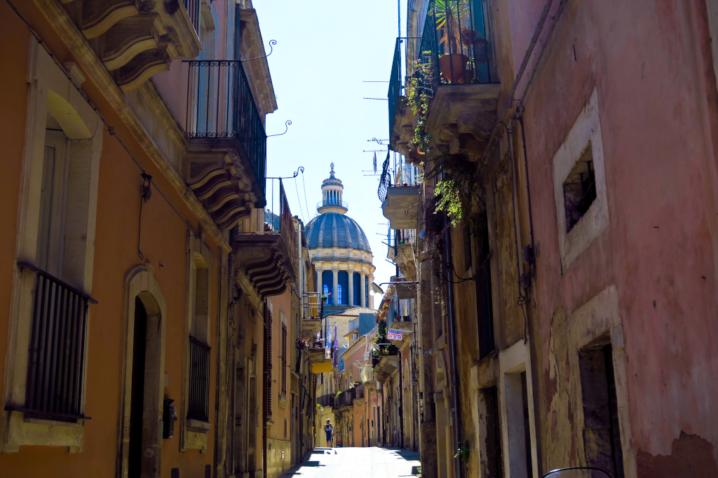 Ragusa, Sicily and the Duomo