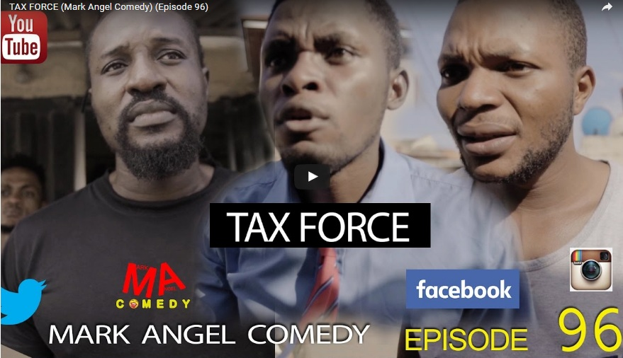 Very funny video - Tax force (Mark Angel comedy episode 96)