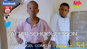 After school lessons - Mark Angel Comedy episode 54
