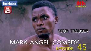 Your trouser - Mark Angel Comedy