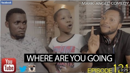 Where are you going – Mark Angel Comedy episode 121