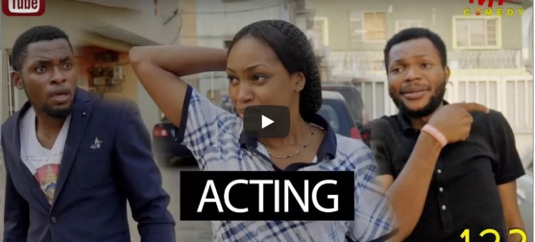 Mark Angel Comedy episode 123 – Acting