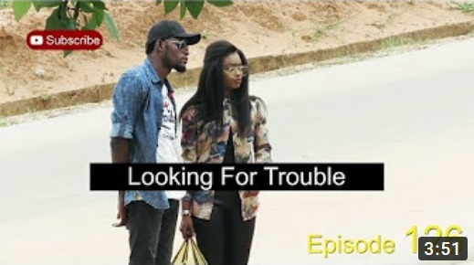 Mark Angel Comedy episode 126 – Looking For Trouble