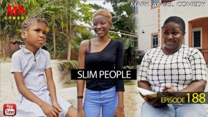 slim people