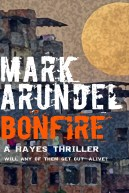 Bonfire (Hayes Fire, book 1)