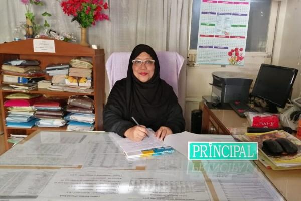 Asma Rashid (Principal of Markaz Academy, Girls')