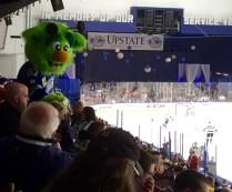 Sesame Street on ice?