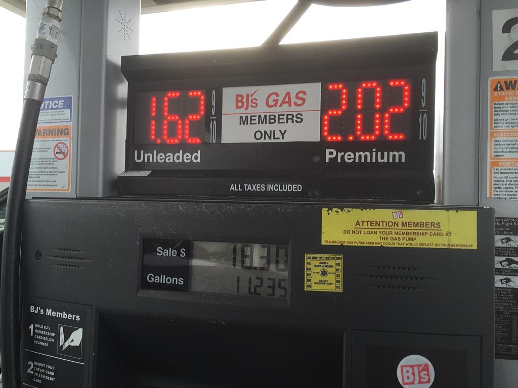 Syracuse Gas Prices