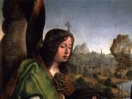 Baptism of Christ - Angel