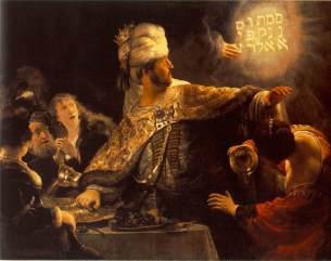 Feast of Belshazzar