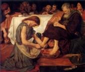 Jesus Washing the Feet