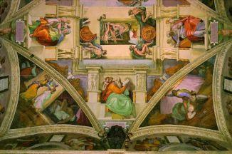 Sistine Ceiling 4