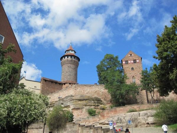 Nuremberg- Days Tourist Mark Bluvshtein'
