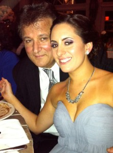 Neil & daughter Rossana