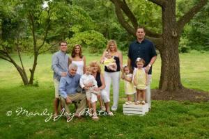 kenney extended family