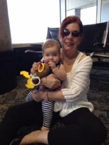 arlene and kid
