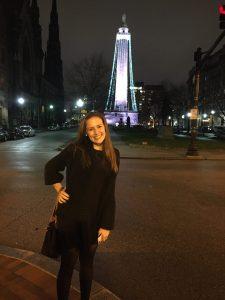 sophie monument