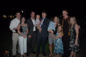 brian grad family