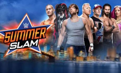 WWE – SummerSlam (Results & Highlights)