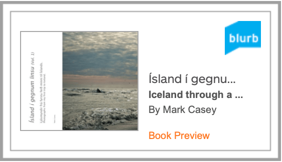 Iceland Through a Lens Vol. 1
