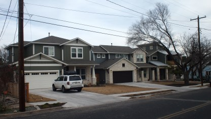 "Combined lot with homes that would be more in ""character"" with Cedar Park"
