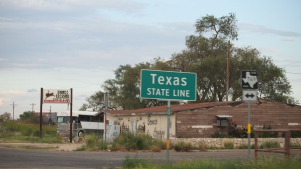 Picture of small town America decaying